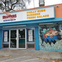 Snappers fish and chicken 44 17 1405 w for Snappers fish chicken