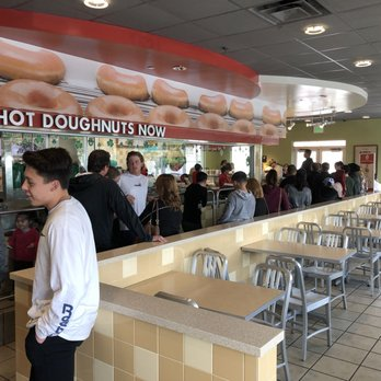 Krispy Kreme Doughnuts™ and other Max's Group Inc.-affiliated companies own the trademarks, logos and service marks displayed on this site and users are prohibited from using the same without written permission of Max's Group Inc. or such other parties.