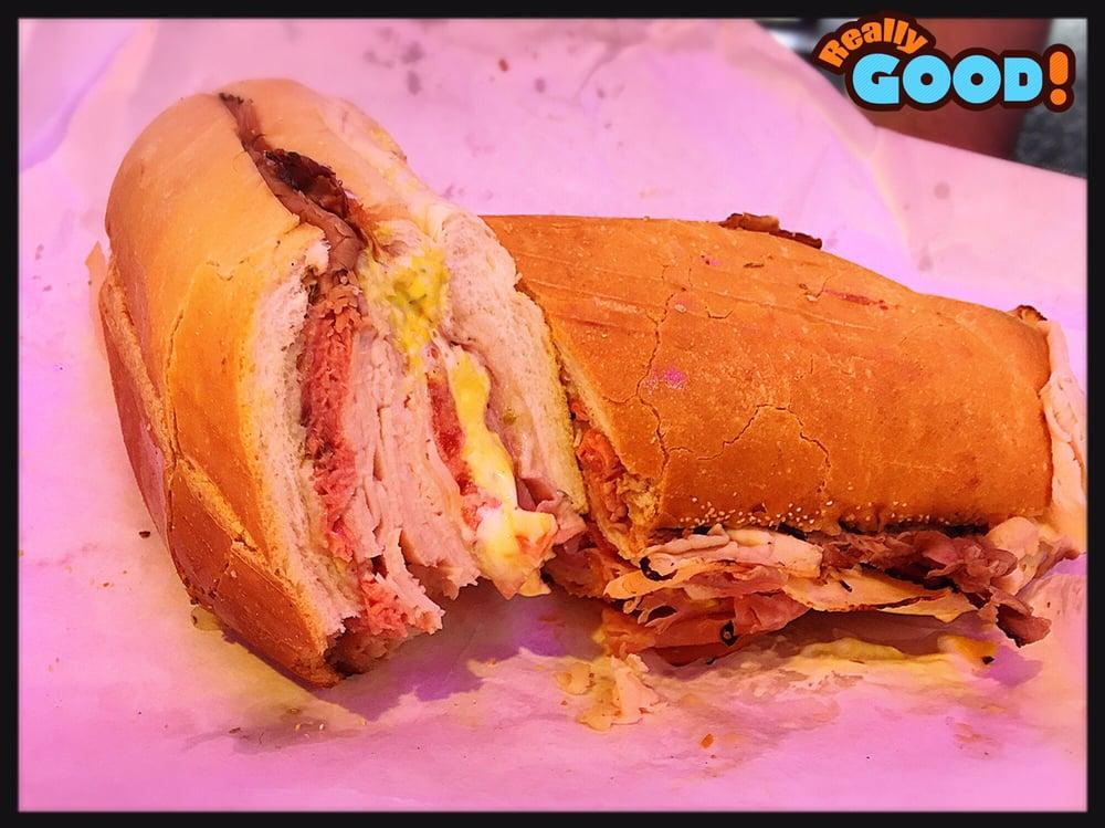 Louie K's Club Sandwich