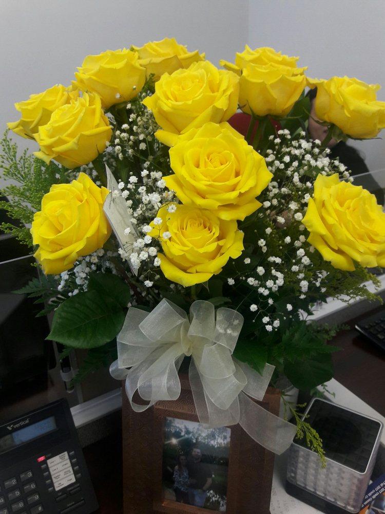 Photo Of Sarahs Flowers