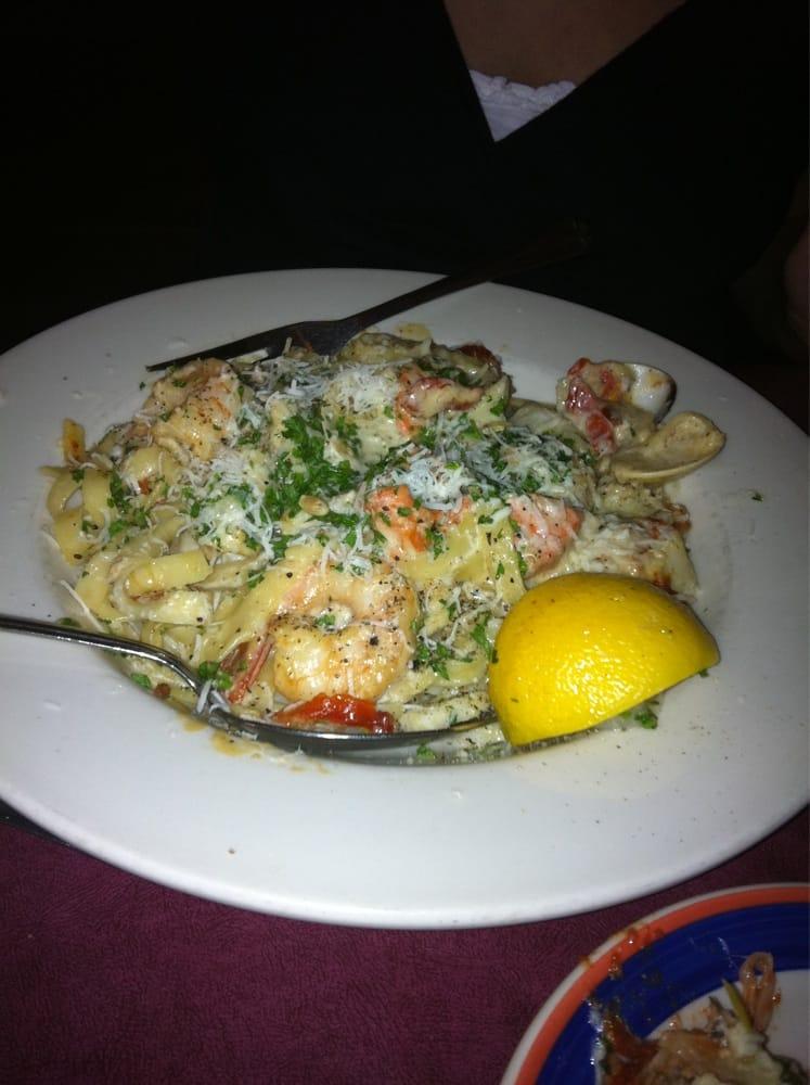 Seafood Alfrado Yelp