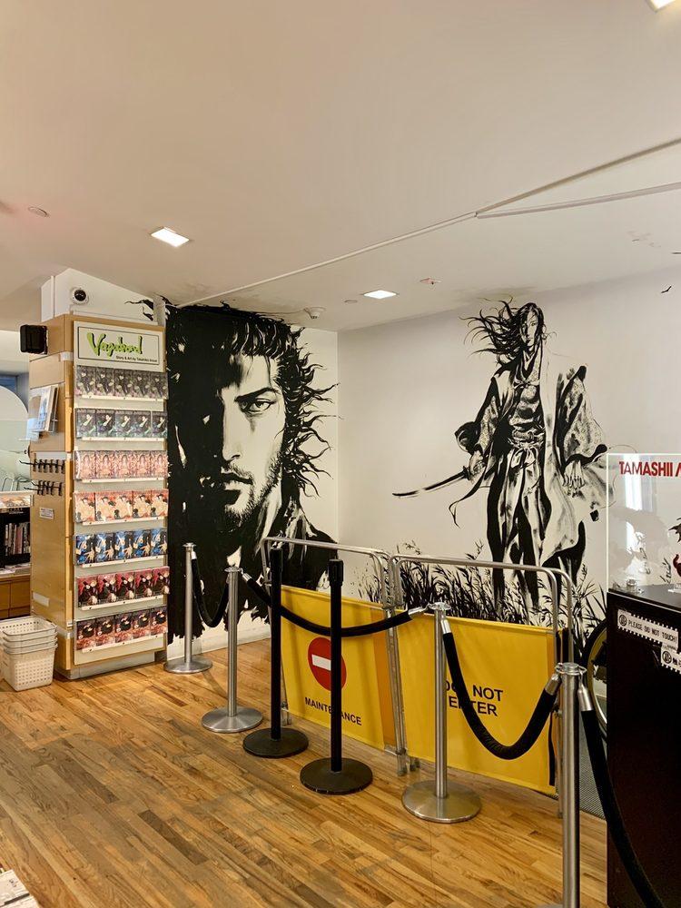 Kinokuniya Bookstore - New York