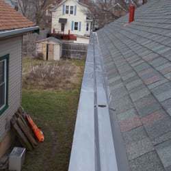 Marvelous Photo Of Molloy Roofing   Cincinnati, OH, United States. Stainless Steel  Box Gutter