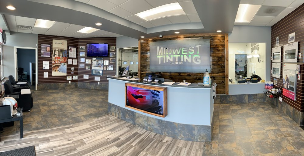Midwest Tinting: 403 SE Oldham Pkwy, Lees Summit, MO
