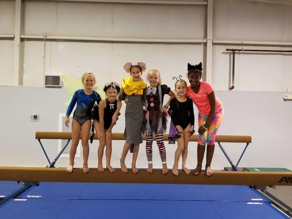 Independence Elite Gymnastics: 3417 Harrison St, Batesville, AR