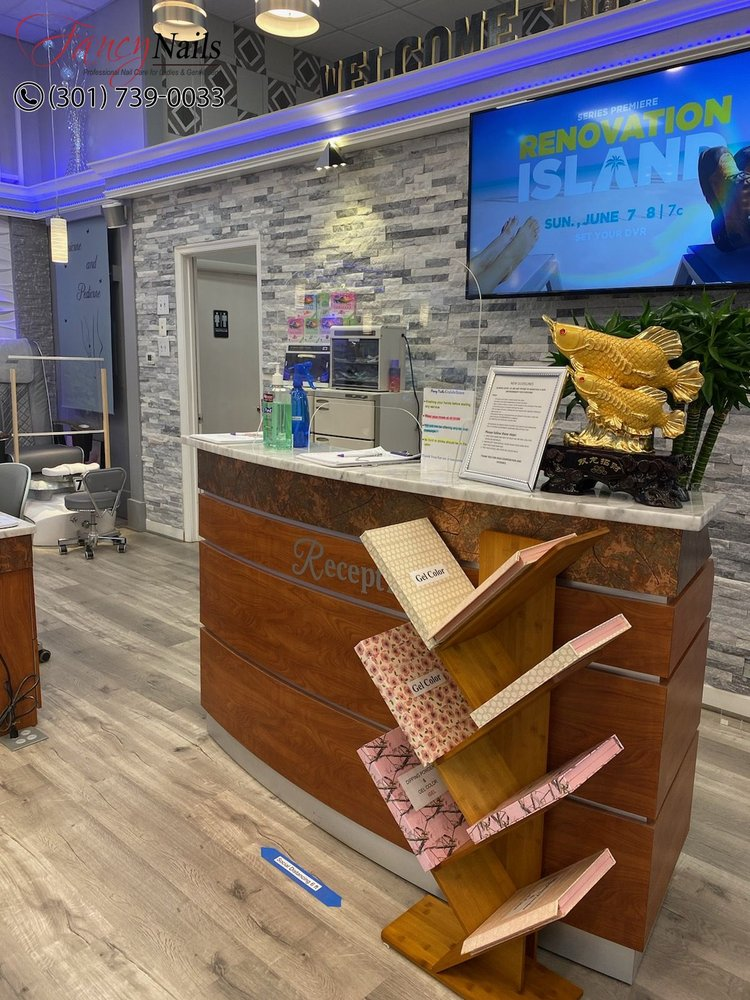 Fancy Nails: 13150 Pennsylvania Ave, Hagerstown, MD