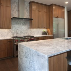 Photo Of Toor Stone Countertops   Austin, TX, United States. Beautiful  Marble Kitchen