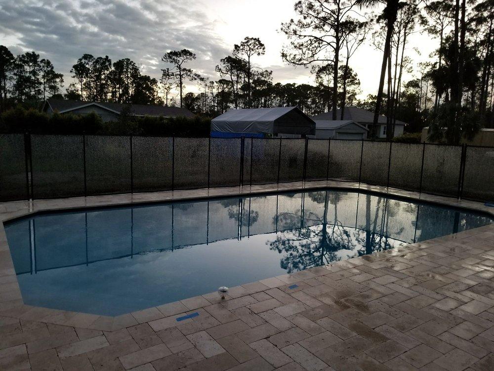 Life Saver Pool Fence