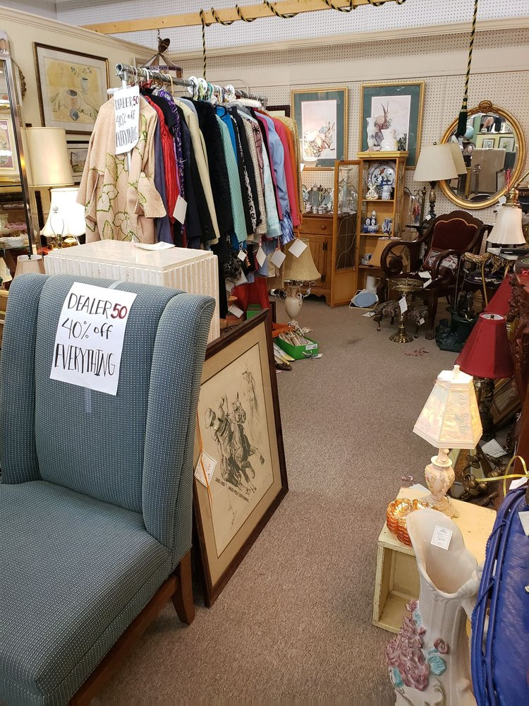 Aiken Antique Mall: 112 Laurens St SW, Aiken, SC