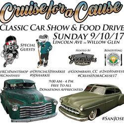 Cruise For A Cause Car Show Photos Festivals Lincoln - San jose car show