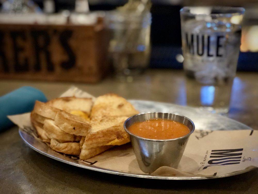 Social Spots from The Mule