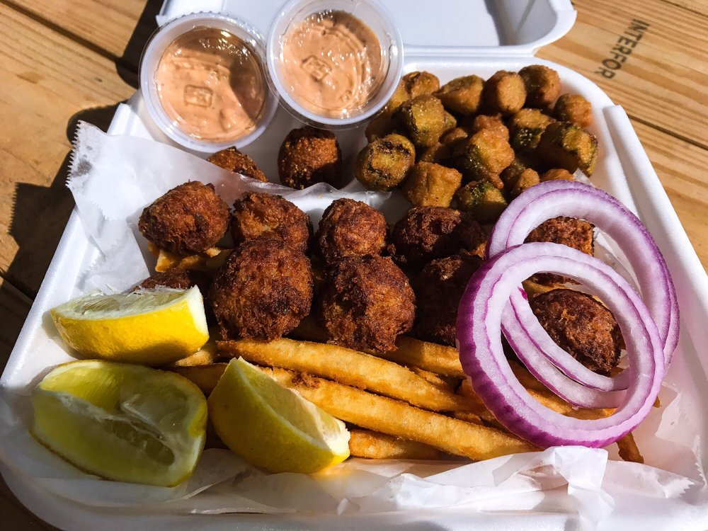 Bubba's Catfish: 5411 Central Ave, Hot Springs National Park, AR