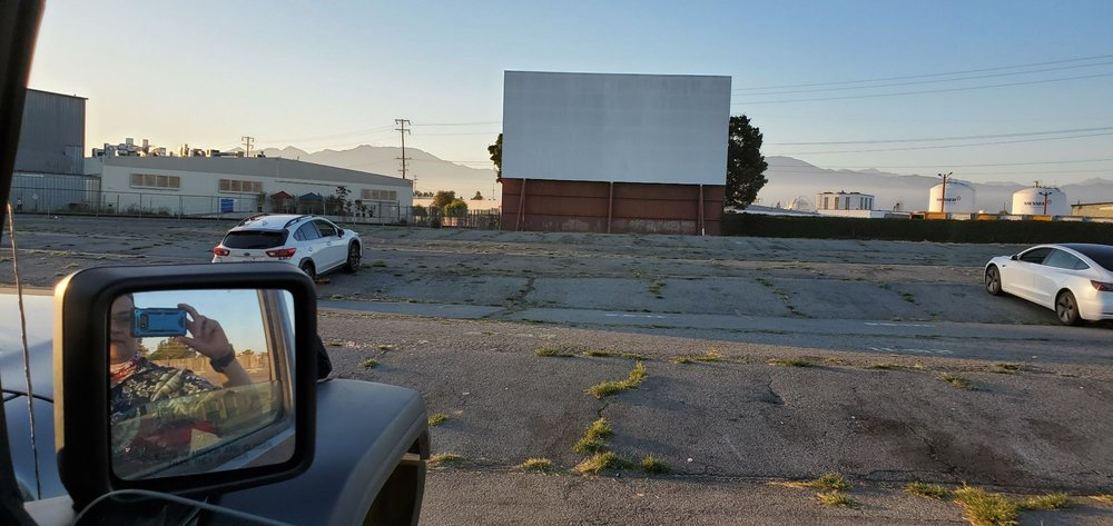 Pacific Theaters Vineland Drive-In: 443 Vineland Ave, City of Industry, CA
