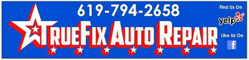 TrueFix Auto Repair_Smog: 4829 El Cajon Blvd, San Diego, CA