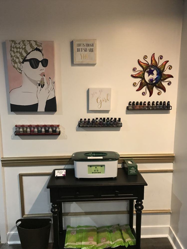 Nailed It Spa: 1209 Main St, Coventry, CT