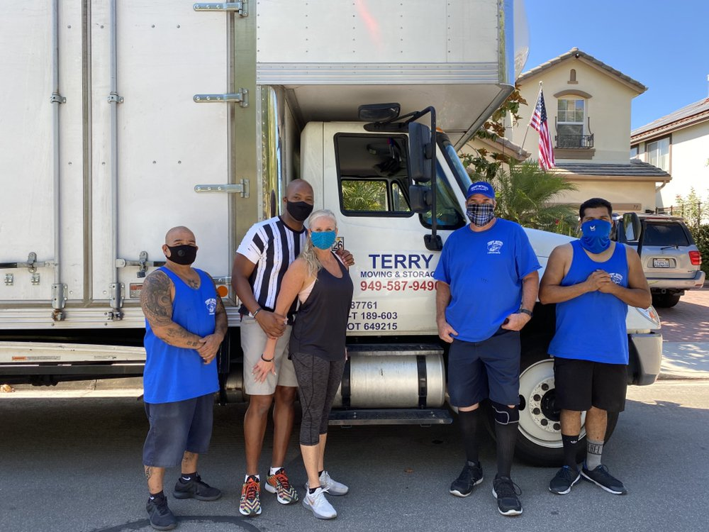 Terry Moving and Storage
