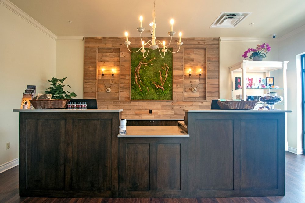 The Woodhouse Day Spa - Gainesville: 8114 Stonewall Shops Sq, Gainesville, VA