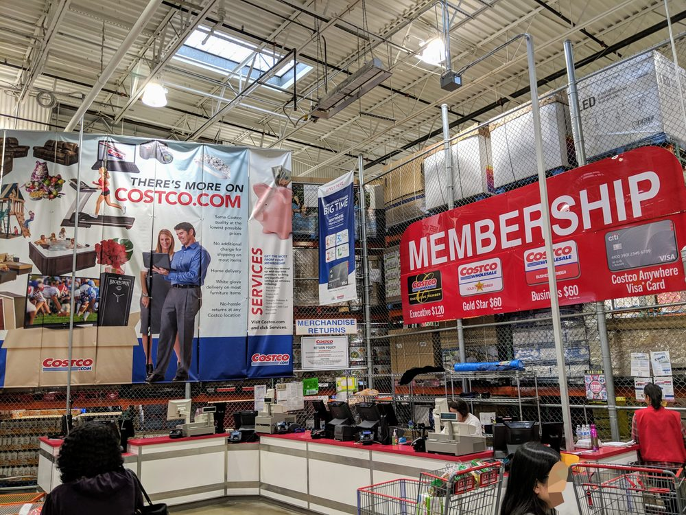 Costco: 50 Overlook Blvd, Nanuet, NY