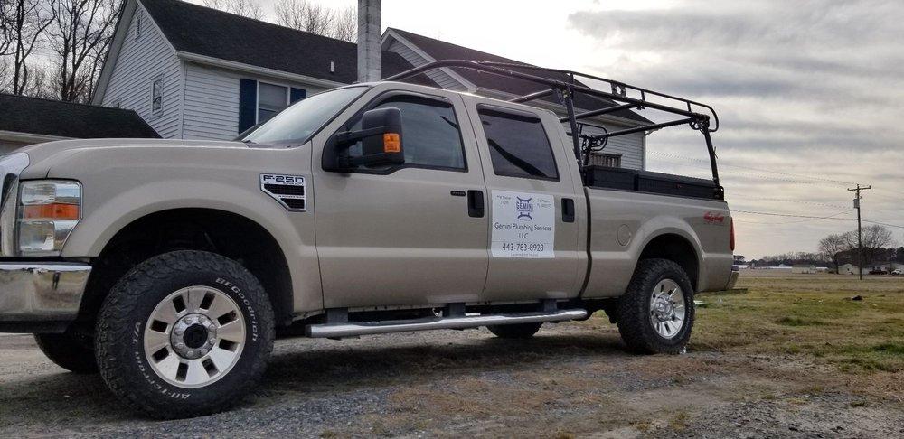 Gemini Plumbing Services: Bishopville, MD