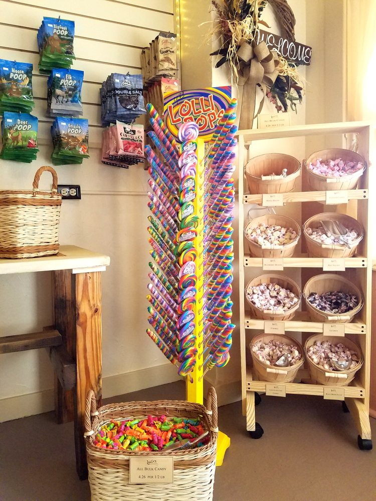 Lolly's Sweets Shoppe: 510 San Juan Ave, Alamosa, CO