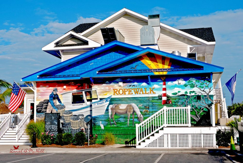 Captain Dan's Around the Island Tours: 4113 Main St, Chincoteague Island, VA