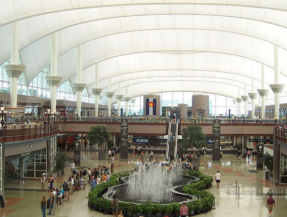 Denver Airport Bilder