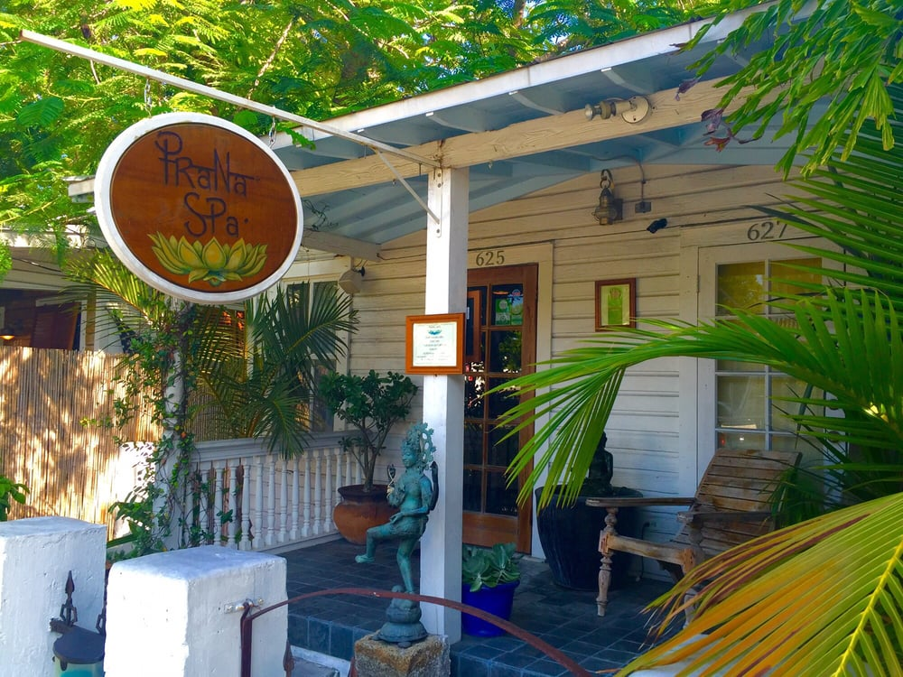 Prana Spa: 625 Whitehead St, Key West, FL
