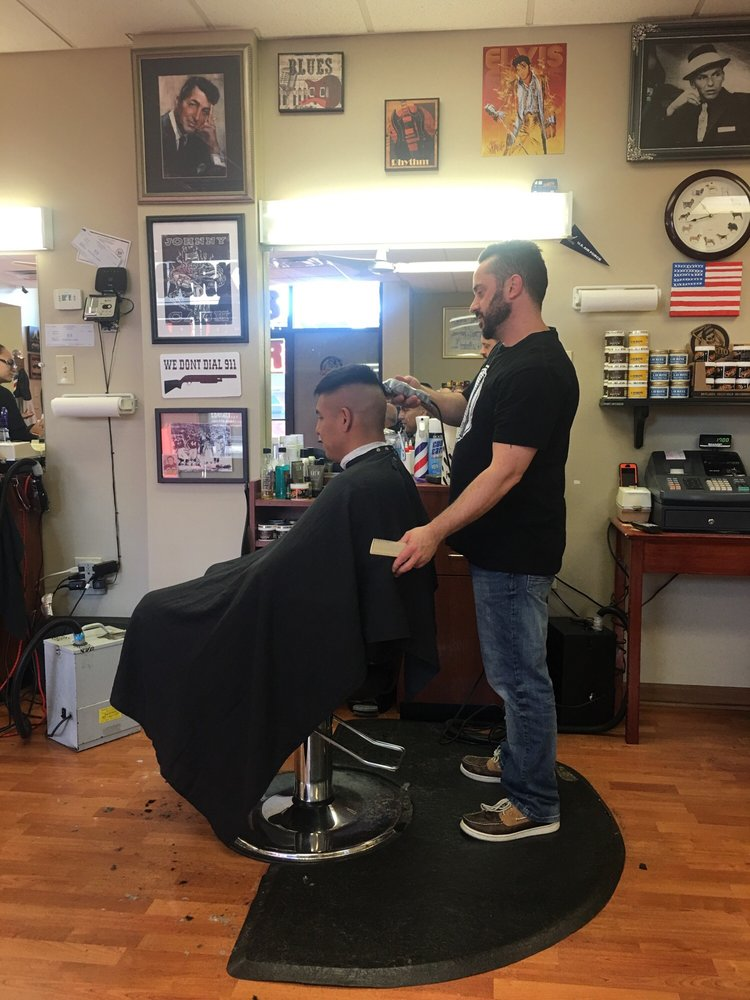Mark's Barber Shop: 1119 Kirkwood Hwy, Wilmington, DE