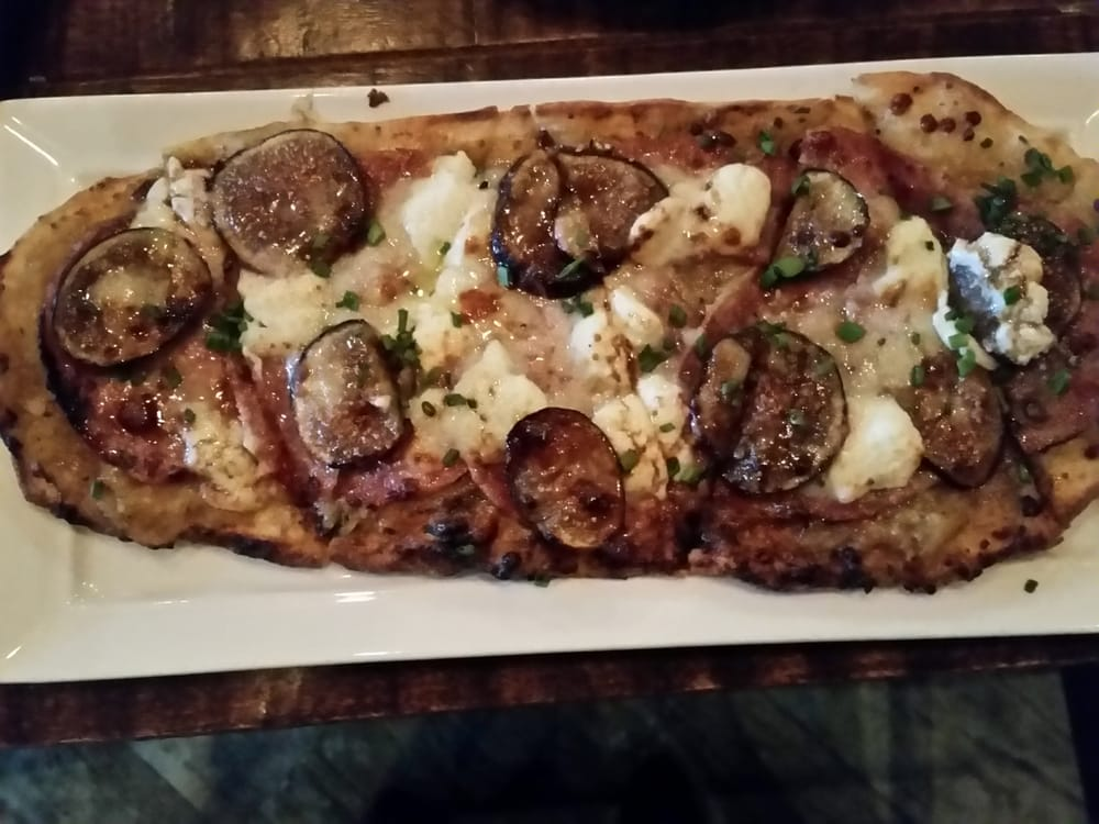 Fig flatbread yelp for 13 american table boca raton