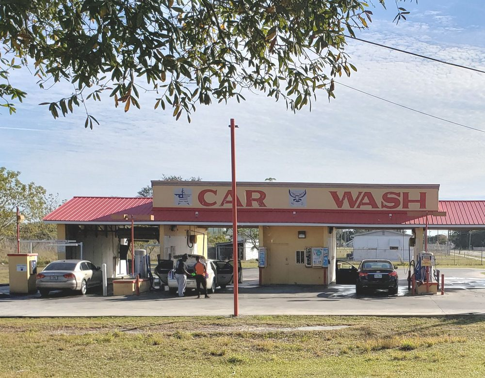All American Car Wash: 1030 W Hal McRae Blvd, Avon Park, FL
