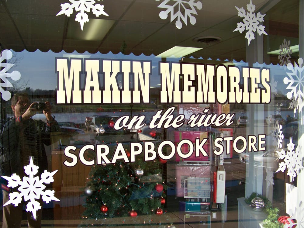 Makin Memories: 102 W Main St, Pomeroy, OH