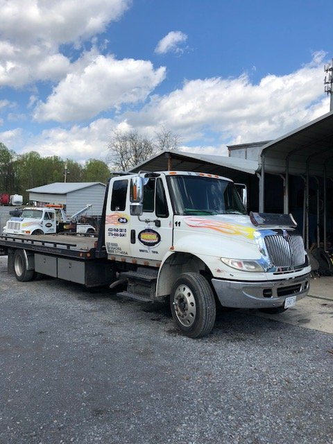 Towing business in Bristol, TN