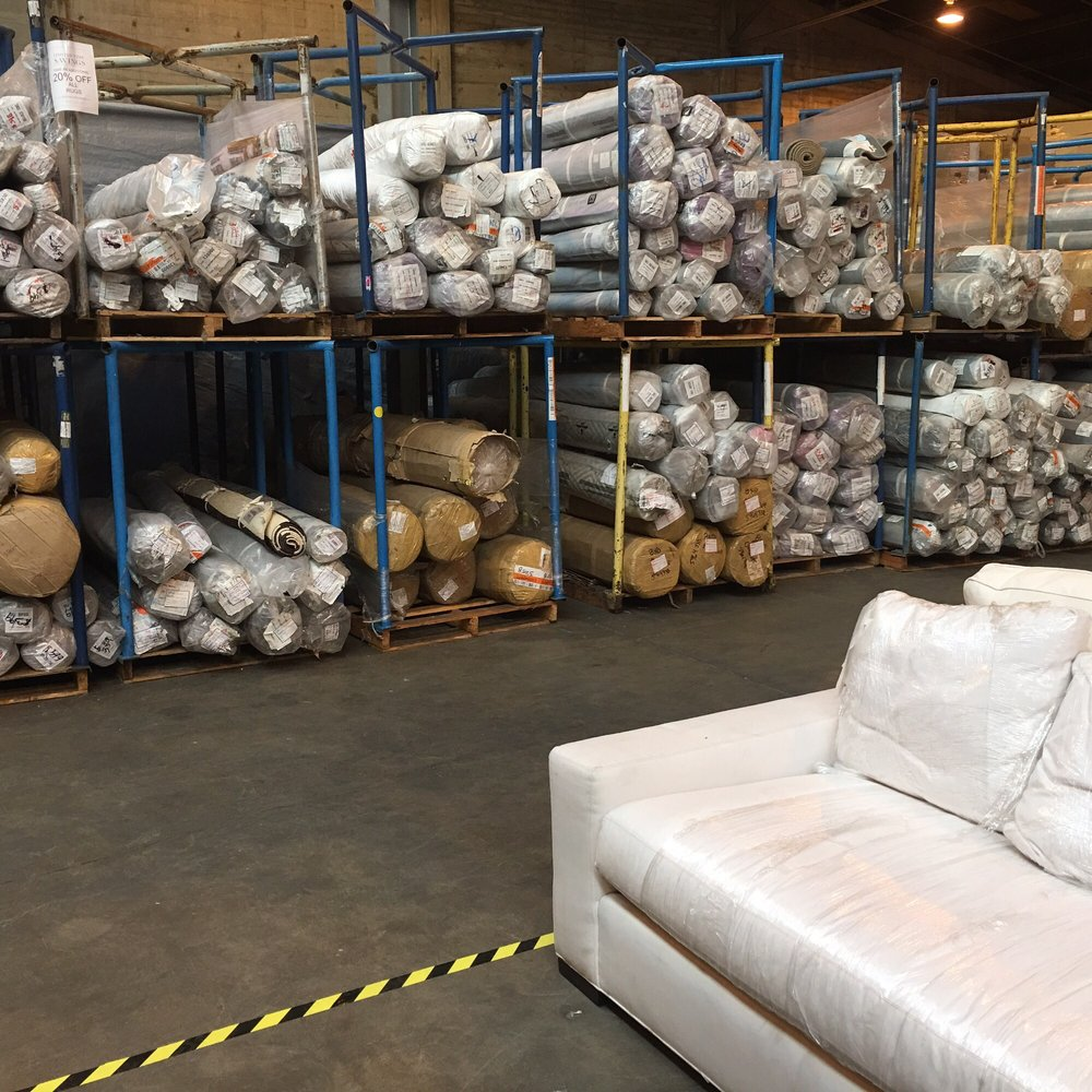 Pics Of Inside Of Warehouse.