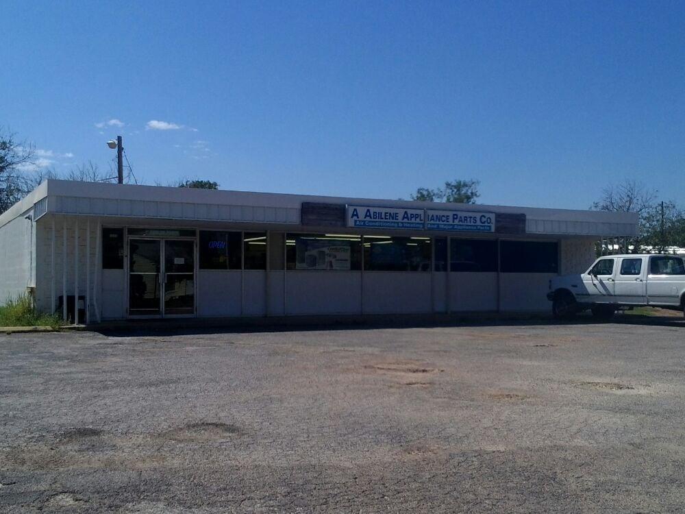 Abilene Appliance Parts Company: 1925 S 20th St, Abilene, TX
