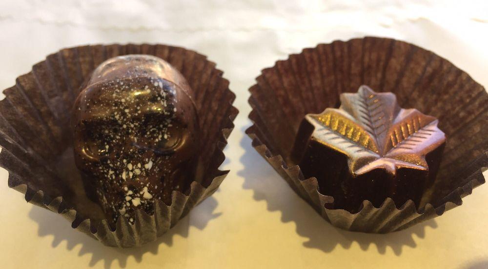 Laura Slack Chocolate Artist