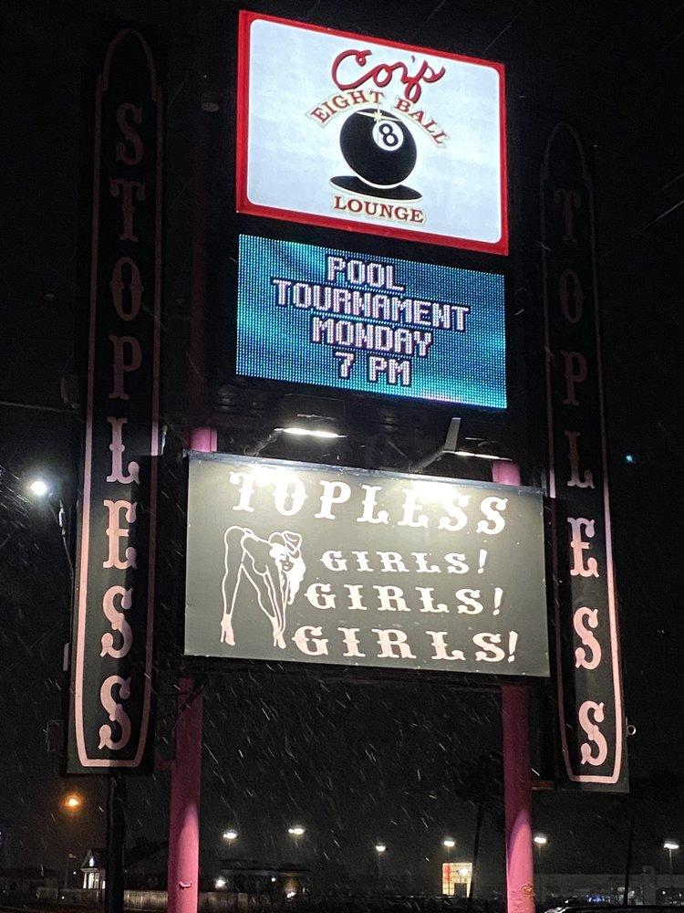 Coz's Eight Ball Lounge: 1341 N Mitchell St, Cadillac, MI