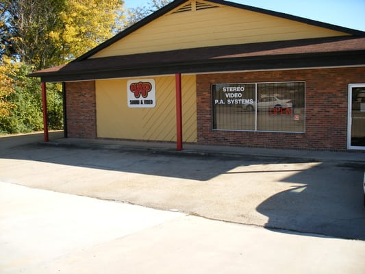 Tupelo (MS) United States  city pictures gallery : Photo of MAP Sound & Video Tupelo, MS, United States. Home of the ...