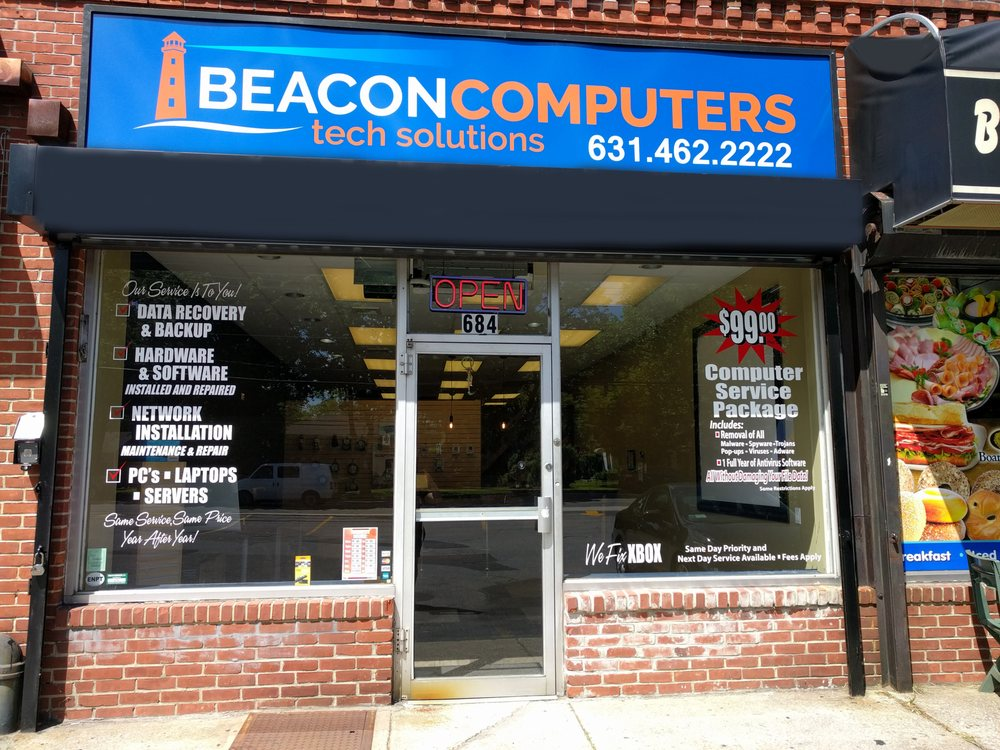 Beacon Computers: 684 Larkfield Rd, East Northport, NY