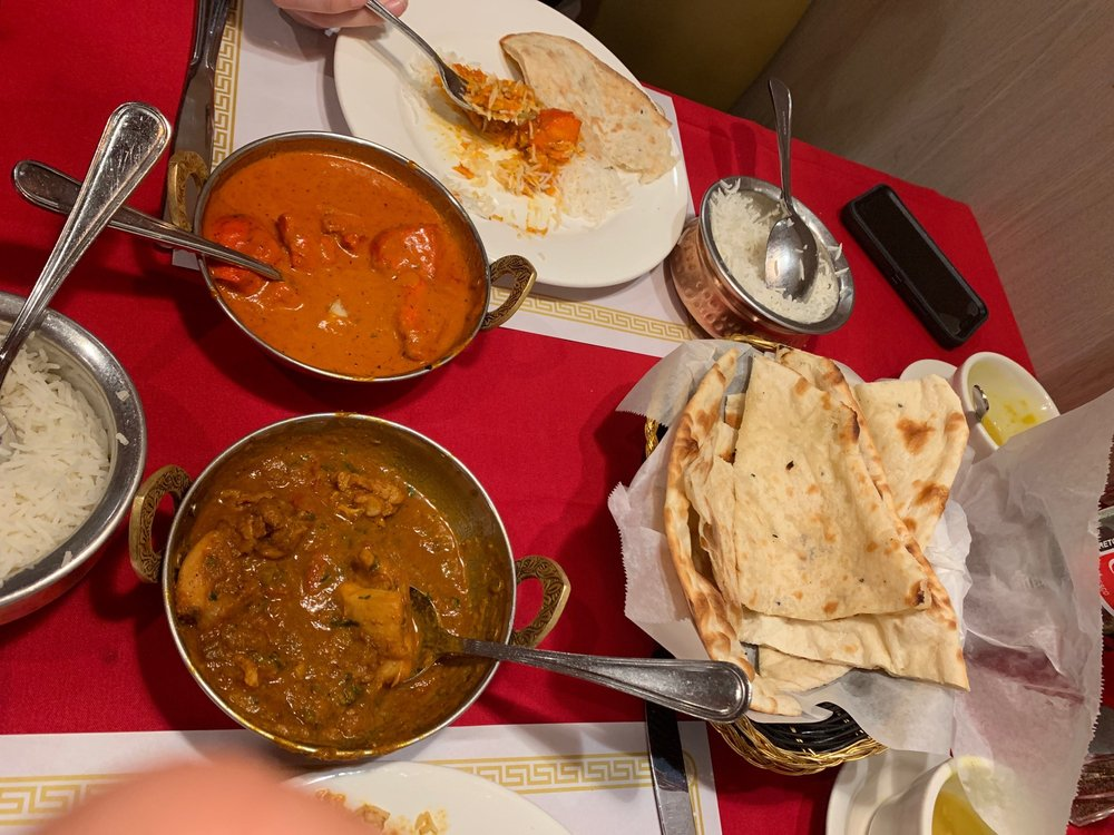 Himalayan Curry and Grill