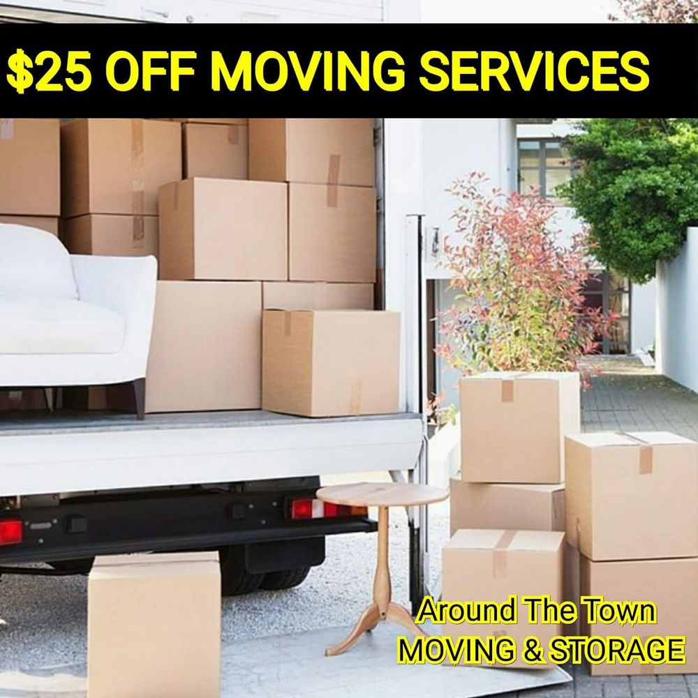Swell Around The Town Moving Storage 22 Photos Movers 1666 Download Free Architecture Designs Scobabritishbridgeorg