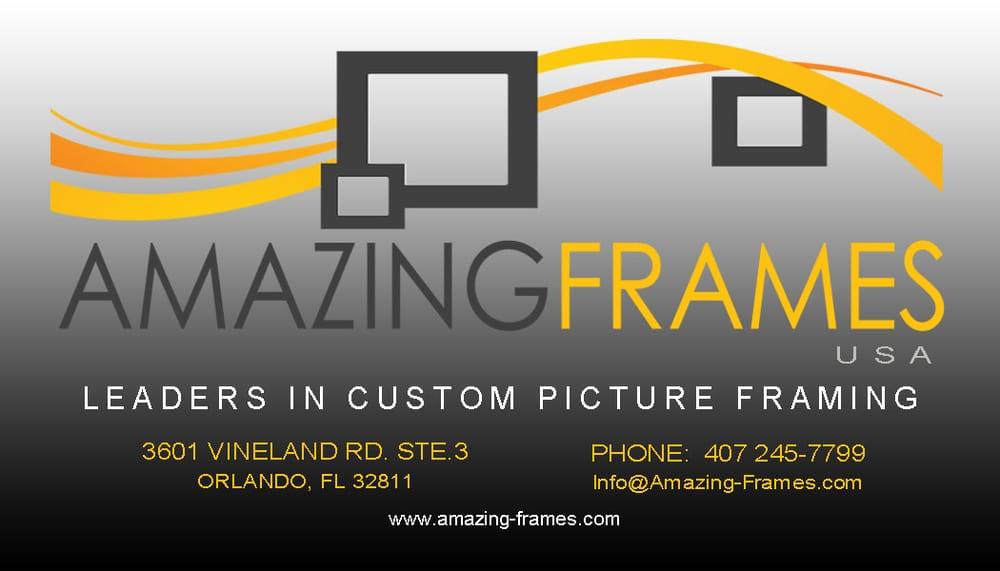 Amazing Frames