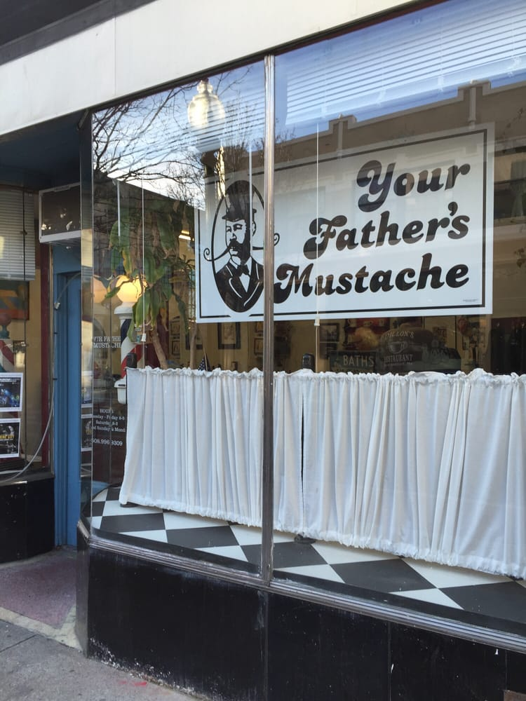 Your Father's Mustache: 747 Purchase St, New Bedford, MA
