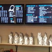 Photo Of Coffee Monster Coquitlam Bc Canada Drink Menu