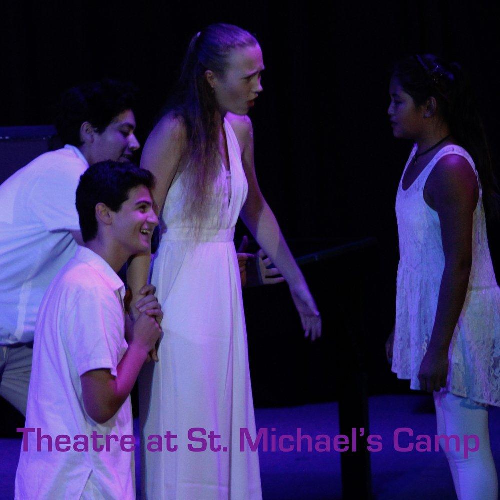 Theatre at St. Michael's Camp: 180 Rhode Island Ave, Newport, RI
