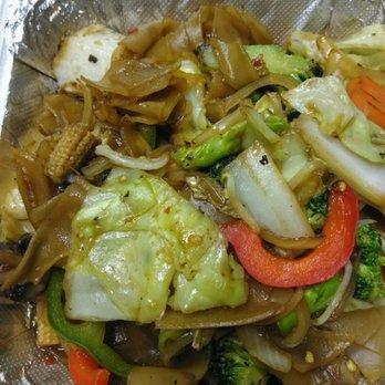Suns Thai Food Menu