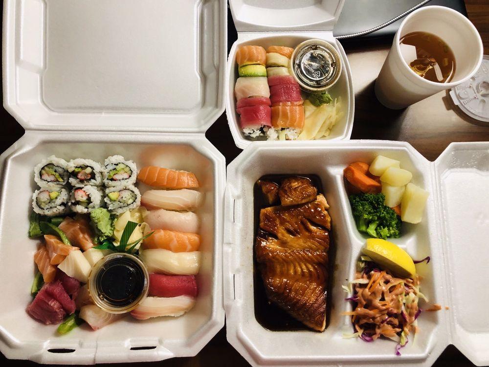 Yuki Japanese Restaurant: 111 Hulst Dr, Matamoras, PA