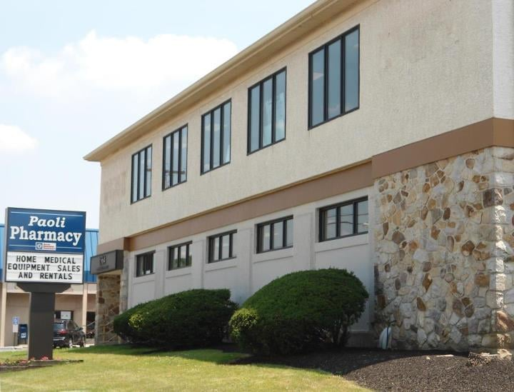 Paoli Pharmacy: 1564 E Lancaster Ave, Paoli, PA