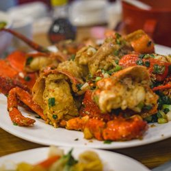 Photo Of Newport Seafood Restaurant Rowland Heights Ca United States Lobster Special