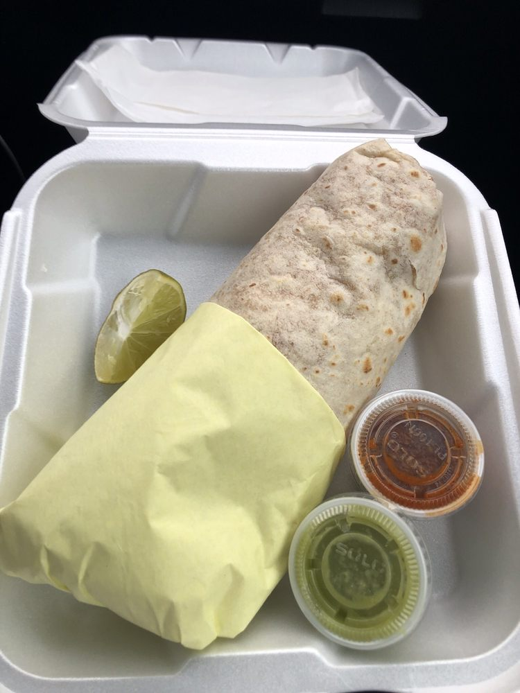The Burrito Lady: 104 N Rail Ave, Shoshone, ID