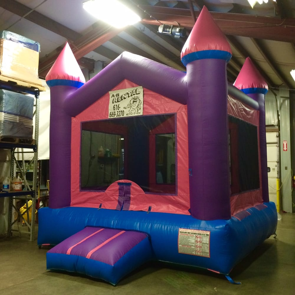 just in our new princess bounce house make a little u0027s